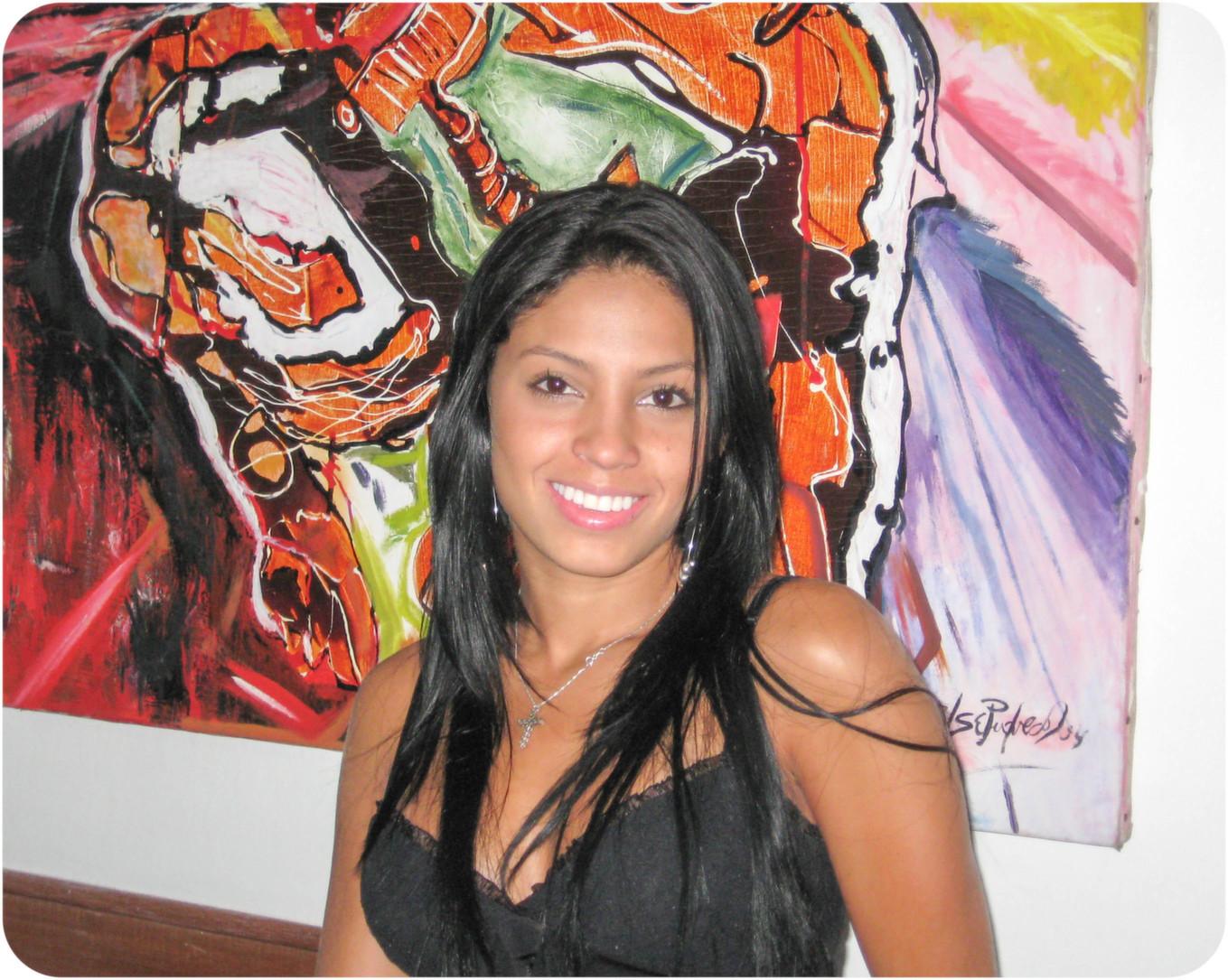 Date Colombian Women Photo